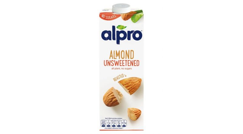 Almond Unsweetened Milk 1L