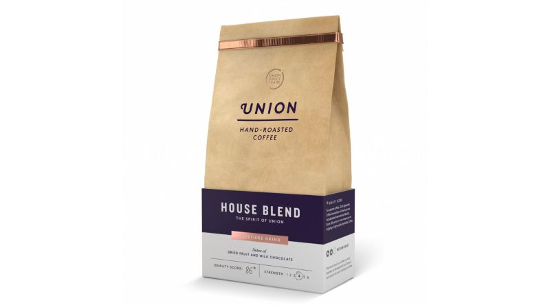 Union Coffee 'Ground' House Blend 200g