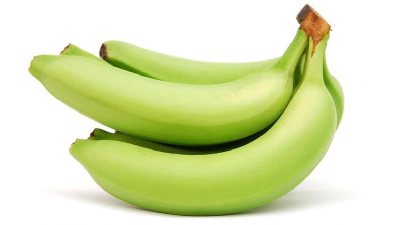 Banana Bunch Green (5 per bunch)