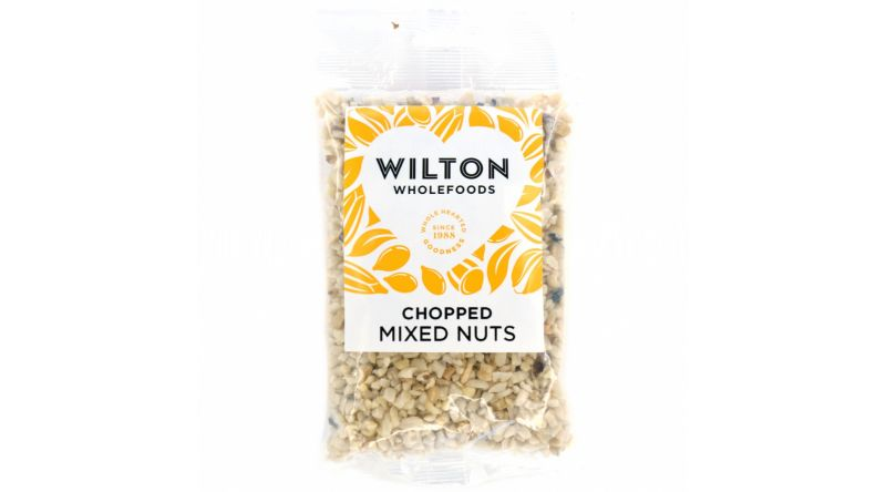 Wilton Wholefoods - Chopped Mixed Nuts 150g