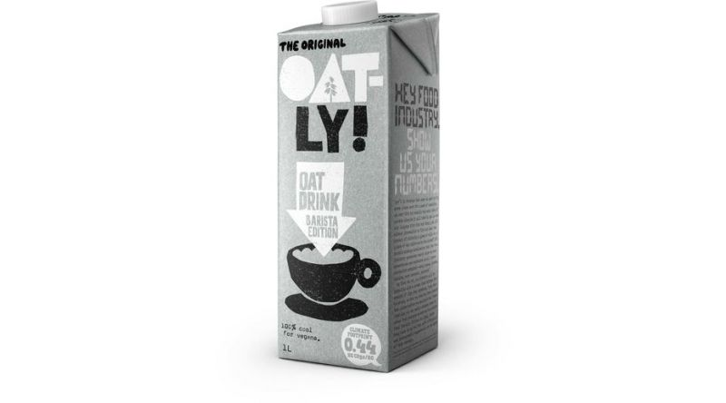 Oatly Drink Barista Edition 1L NON DAIRY MILK