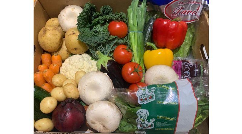 Salad & Veg Package