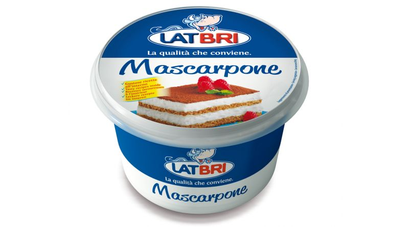 Mascarpone Cheese 500G