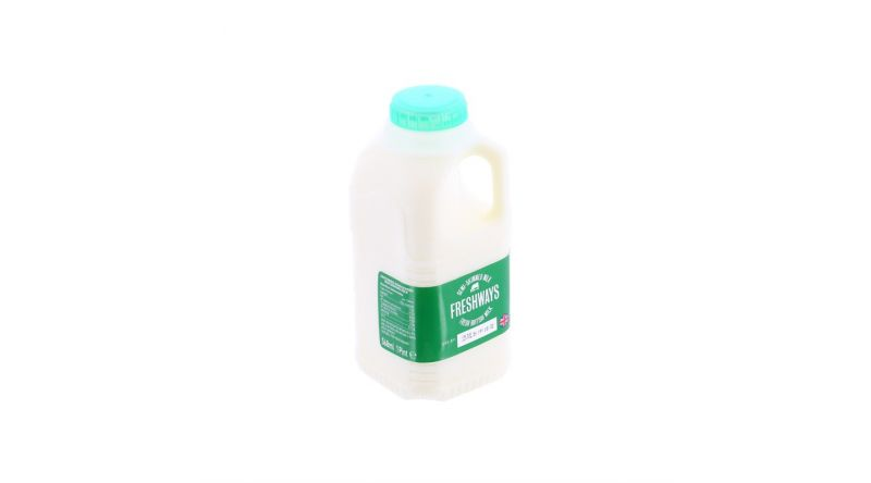Semi-Skimmed Milk 1 Pint