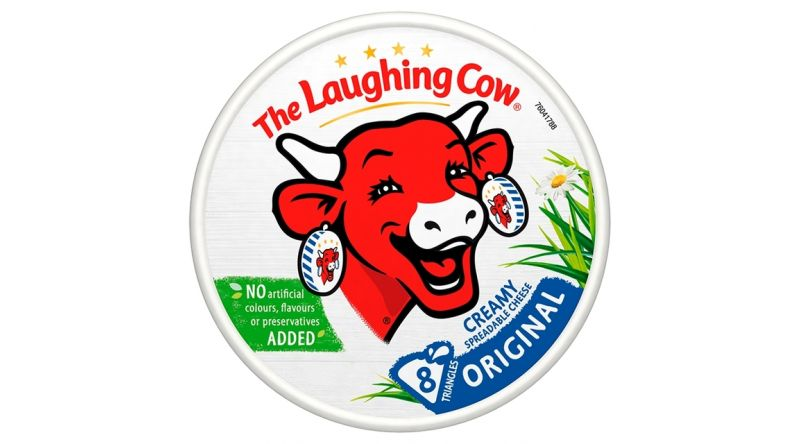 Laughing Cow Cheese portions 8 x 17g