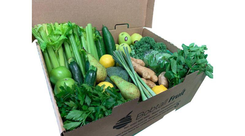 Green Juicing Package