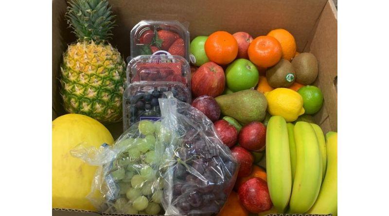 Deluxe Fruit Package
