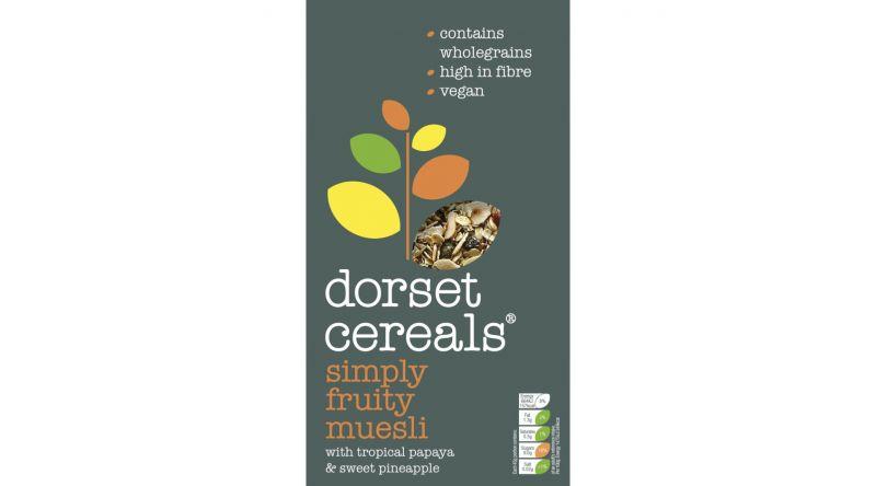 Dorset Cereals Muesli - Simply Fruity 630g