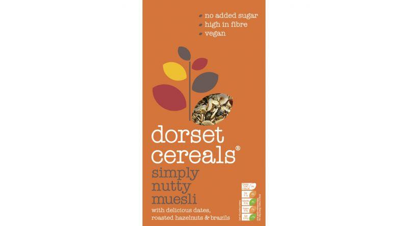 Dorset Cereals Muesli - Simply Nutty 560g