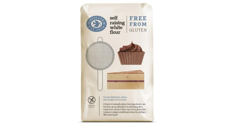 Doves Farm - GF Self Raising White Flour 1kg