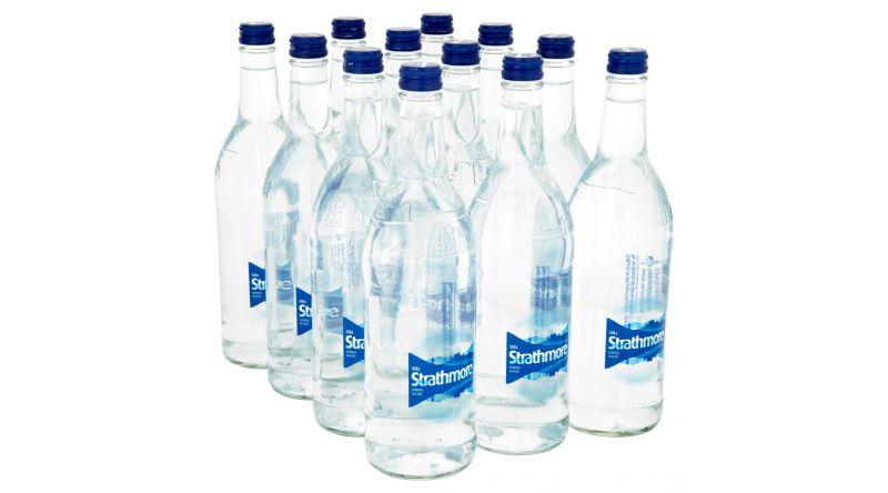 Strathmore 750ml glass bottle