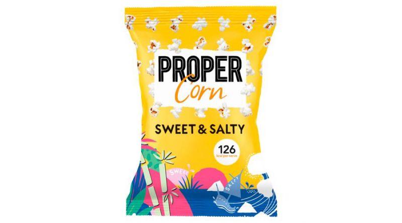 Proper corn sweet & salty
