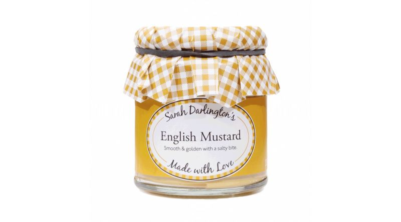 Mrs Darlington's - English Mustard 200g
