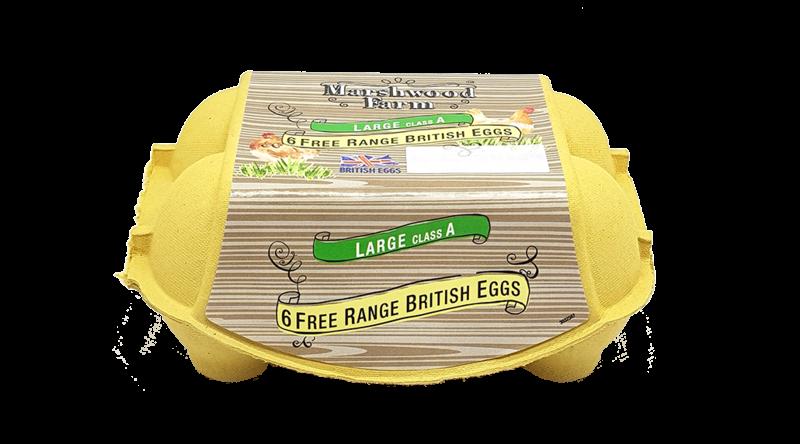 Free Range Eggs (6)