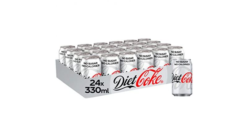 Diet Coke Cans x 24 - 330ml