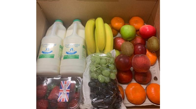 Fruit & Milk Package