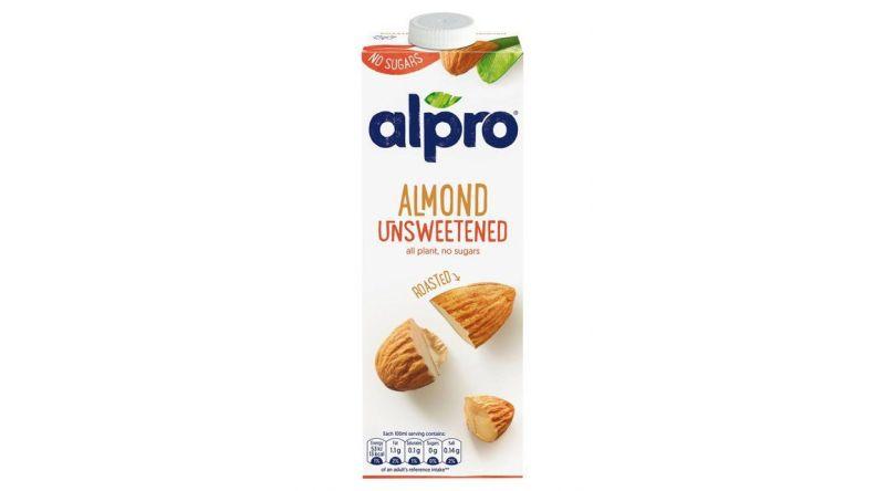 Alpro Almond Unsweetened Milk