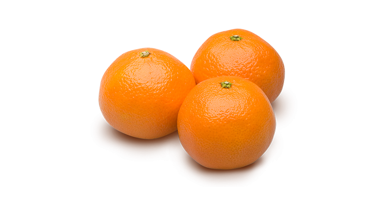 Fresh Seedless Clementine  Fruit
