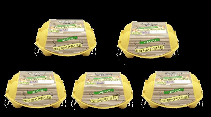 Free Range Eggs (24)