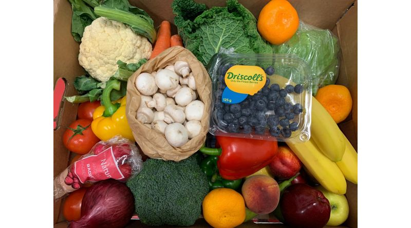 Fruit, Veg and Salad Package