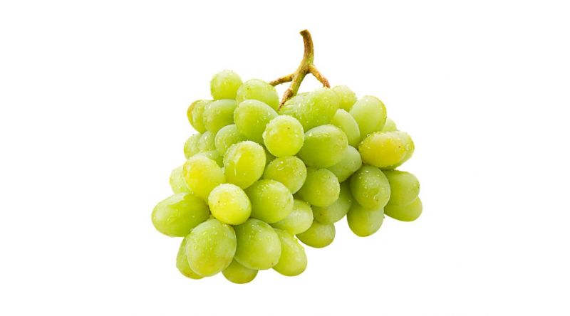 Fresh Recyclable PKT Green Seedless Fruit