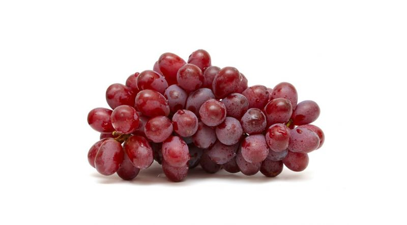 Fresh Recyclable PKT Red Seedless Fruit