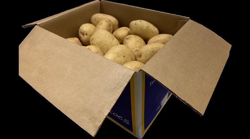 Jacket Potatoes Large (40 Per Box)