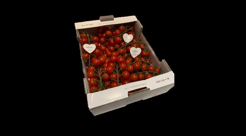 Vine cherry tomato box
