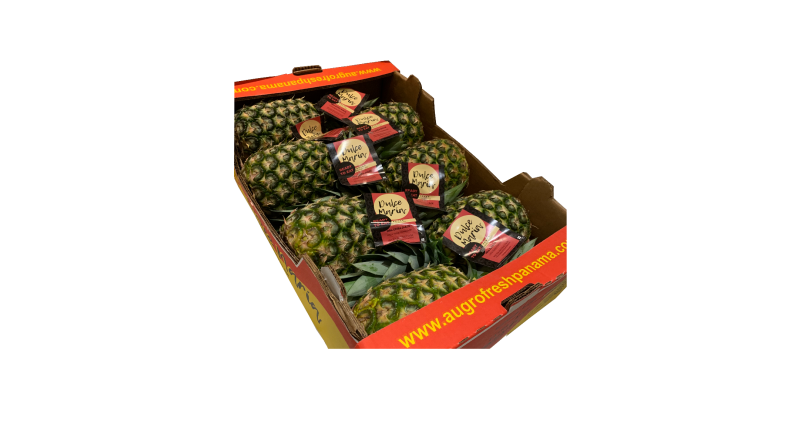 Pineapple Box - 8 Per Box