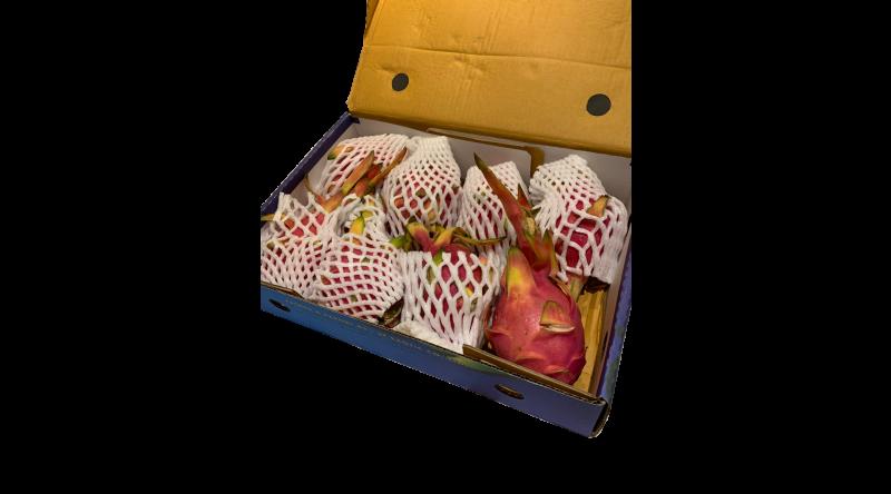 Dragon Fruit Box - 8 Per Box