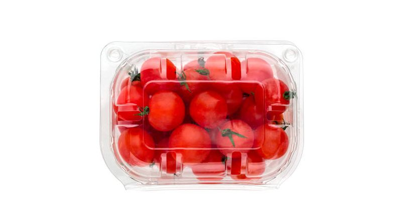 Fresh Cherry Tomato Packets