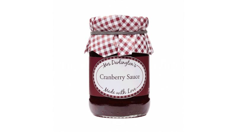 Mrs Darlington - Cranberry Sauce 200g