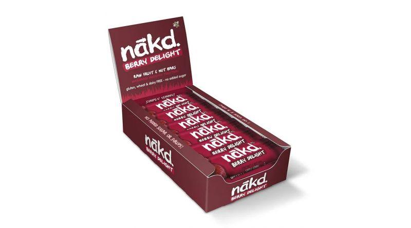 Nakd GF Bars - Berry Delight Case (18 Per Case)