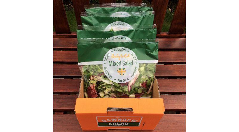 Dawndew Crispy Mixed Lettuce // Salad 200g