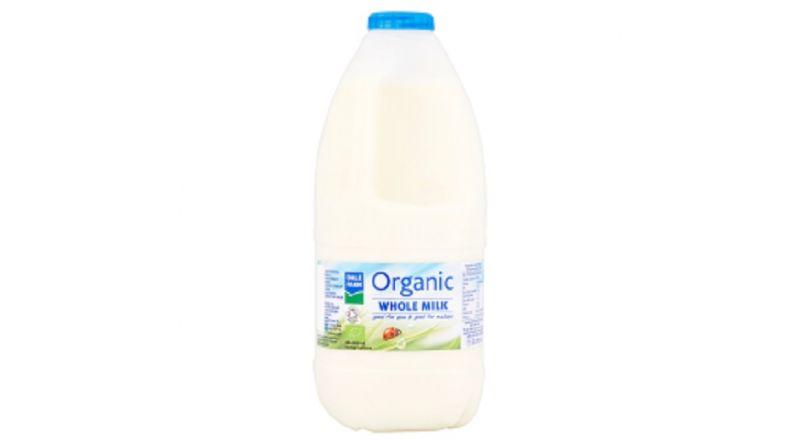 Organic Whole Milk 2l