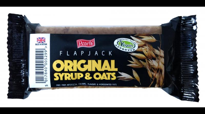 Flapjack Original Syrup & Oats 4 x 120g
