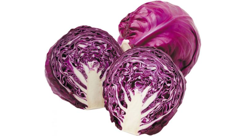 Red Cabbage Fresh Veg