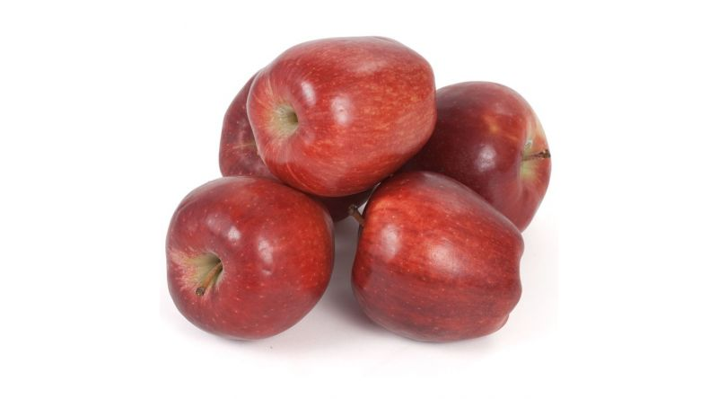 Red Delicious Medium Apple  8 In A Bag