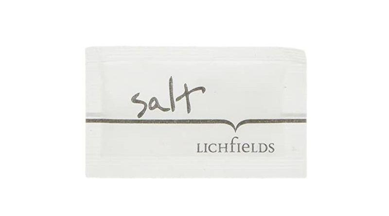 Lichfields Salt Sachets  X 2000pk