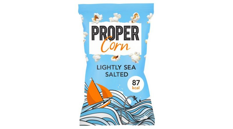 Propercorn Light Sea Salt 20g