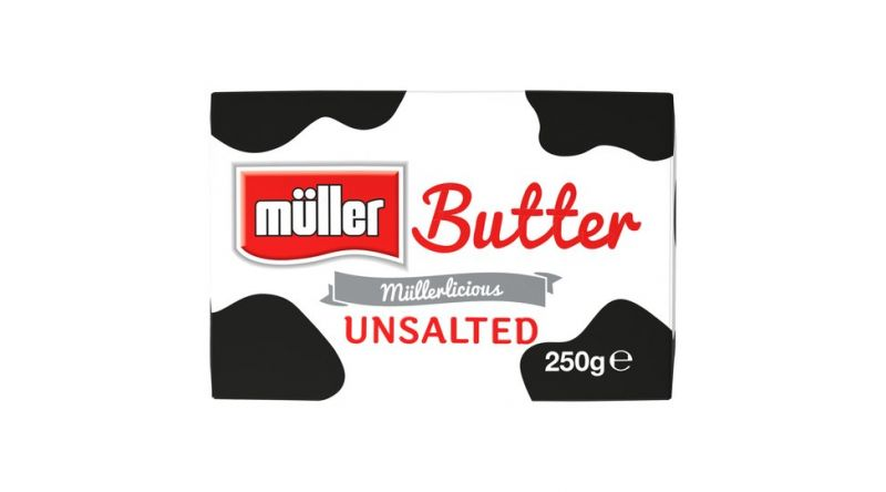 Muller Butter  Unsalted   Butter