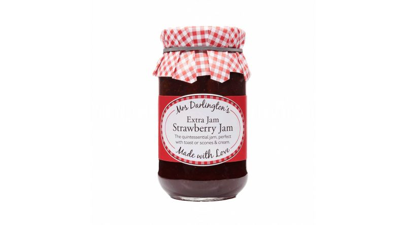 Mrs Darlington's Strawberry Extra Jam 340g