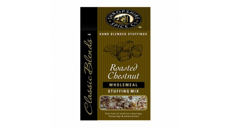 Shropshire Spice - Roasted Chestnut Stuffing 150g