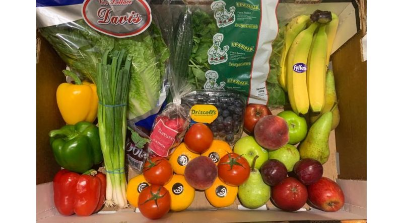Salad & Fruit Package