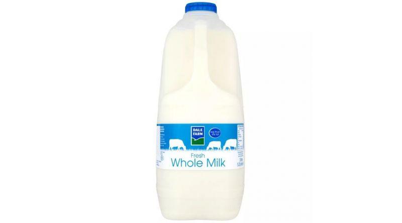Whole Milk 2l
